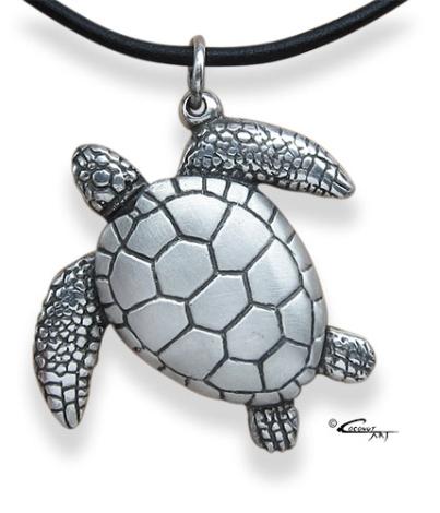 Anhänger 'Turtle L'