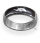 "Preview: Ring ""Gecko-Inlay Small"""