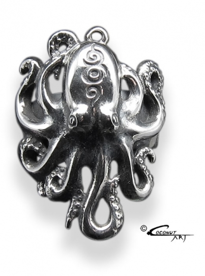 Ring 'Octopus Big'