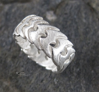 "Ring ""Wings"" Icematt"
